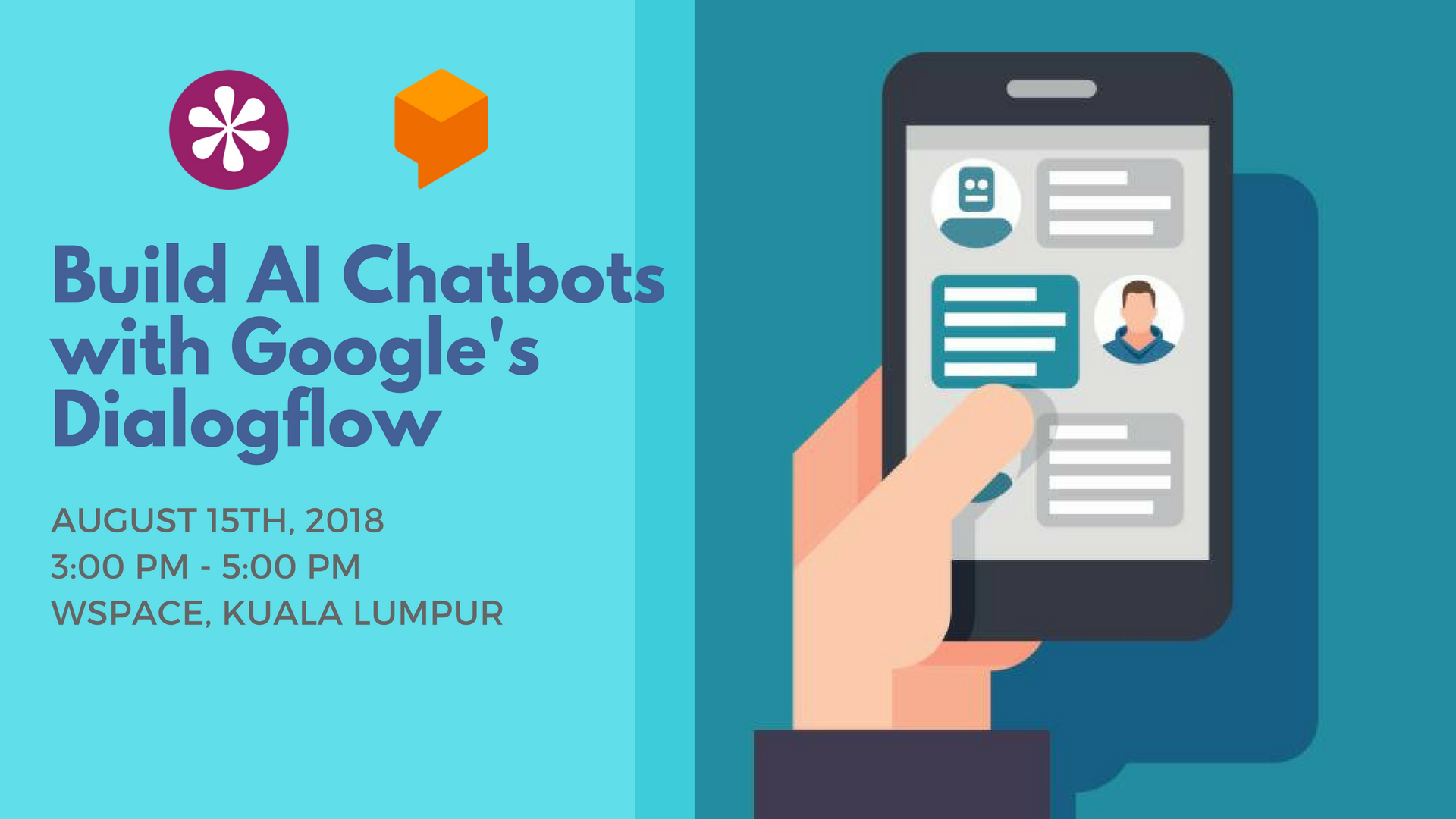 2 Webpage Build AI Chatbots with Google's Dialog flow MY.png
