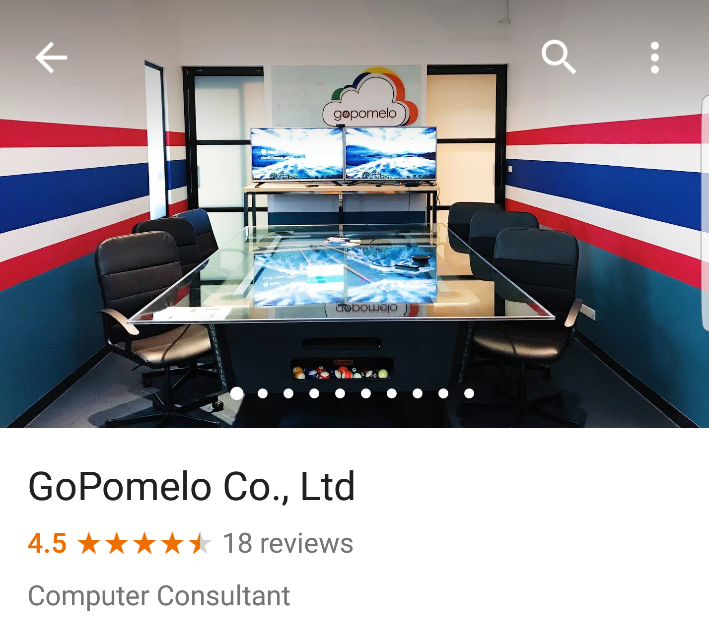 Google Maps Store Location