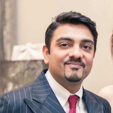 Mr. Kabir Saluja