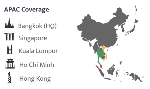 APAC Coverage 2020