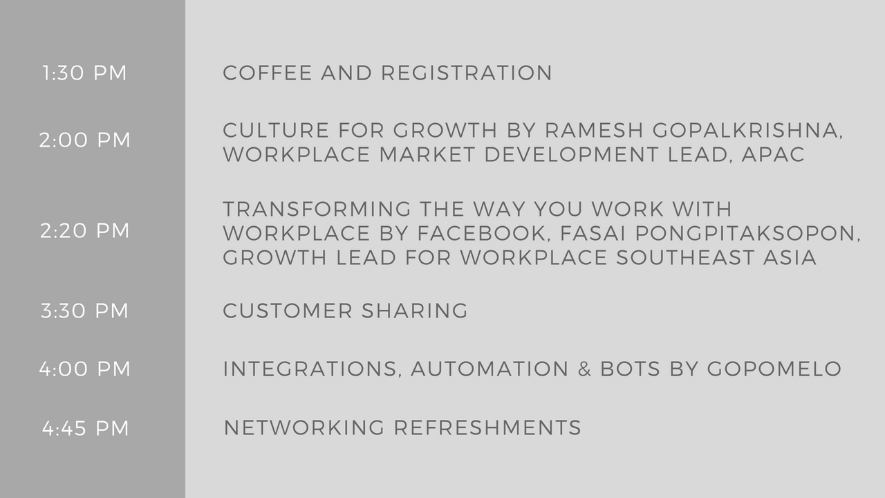 Agenda Workplace