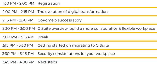 Agenda_Work safer, smarter and simpler with G Suite-2
