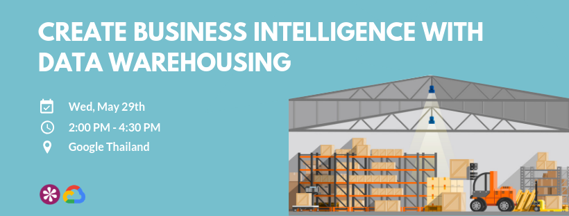 CREATE BUSINESS INTELLIGENCE WITH DATA WAREHOUSING - email