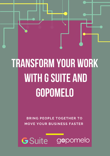 Cover Transform your work with G Suite and GoPomelo-1