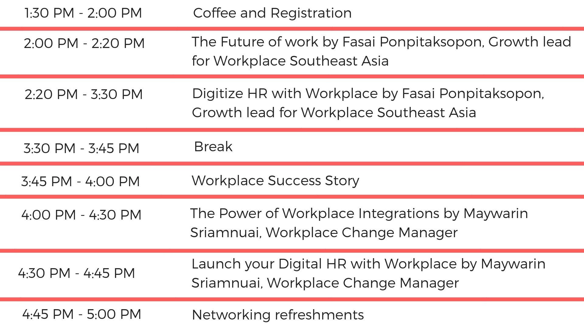 Digitalize your work agenda-2