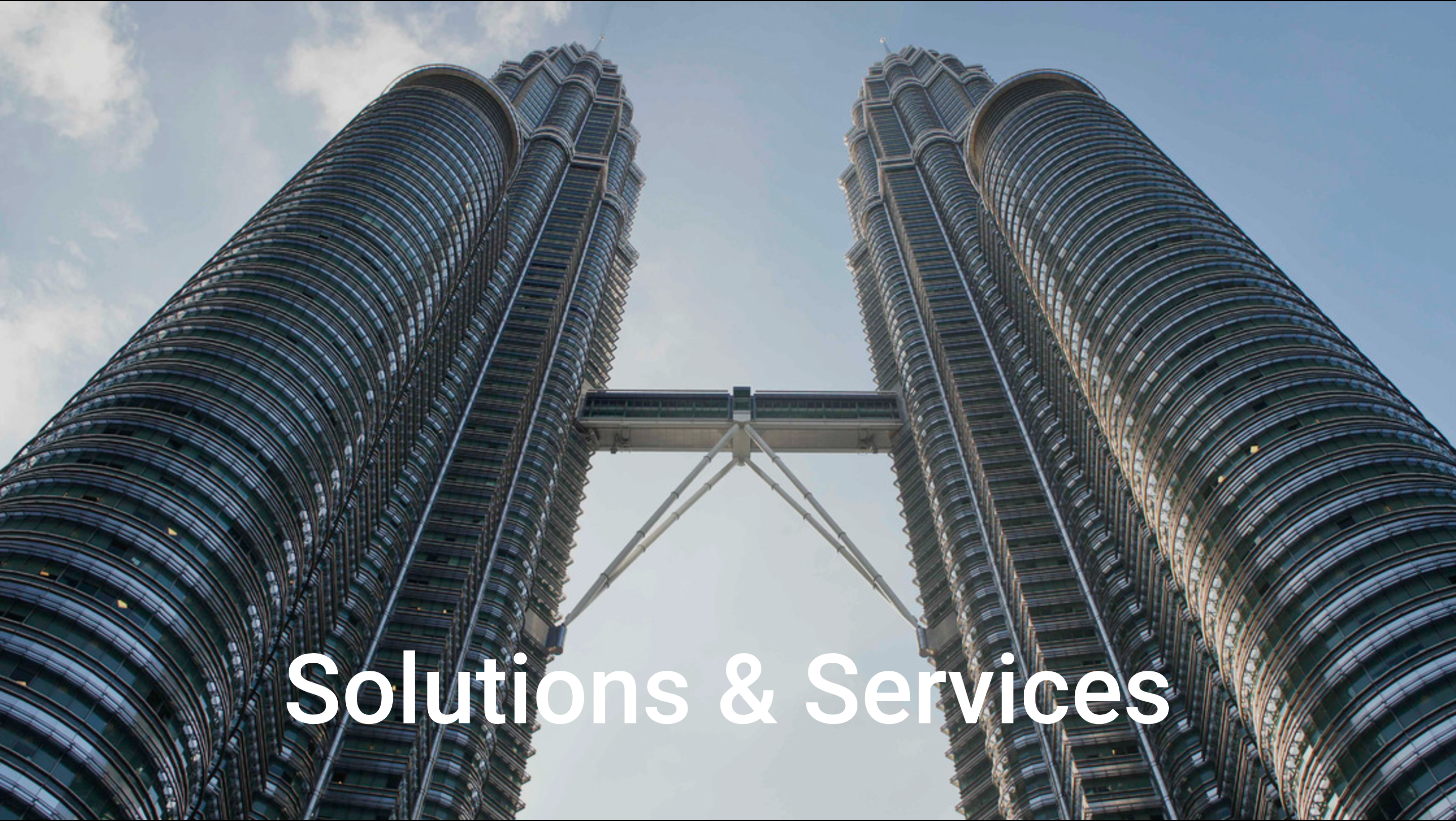 Solutions & Services