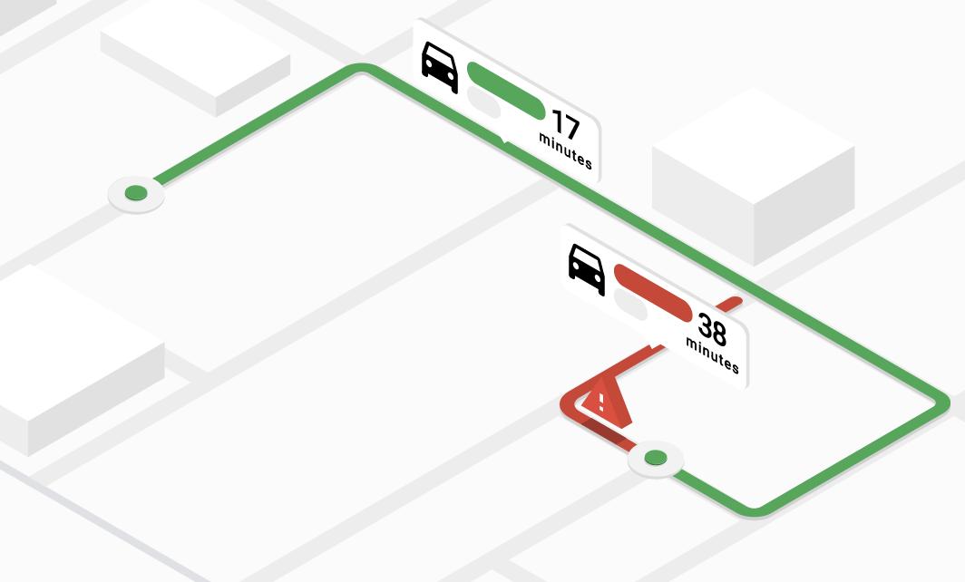 Google Maps Travel Planning