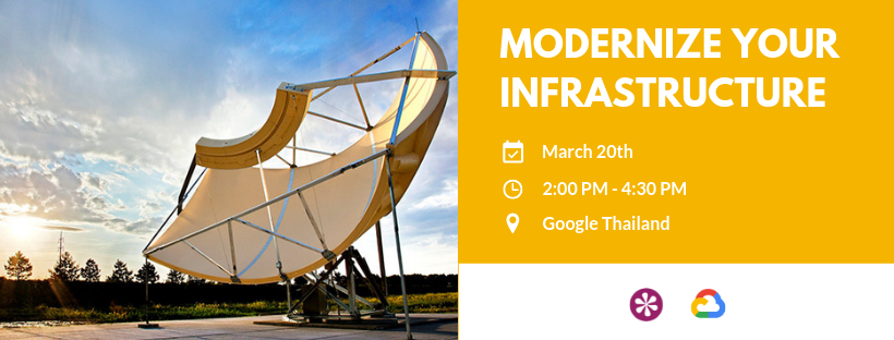 T20-03-19 Modernize Your Infrastructure - Email In  vite