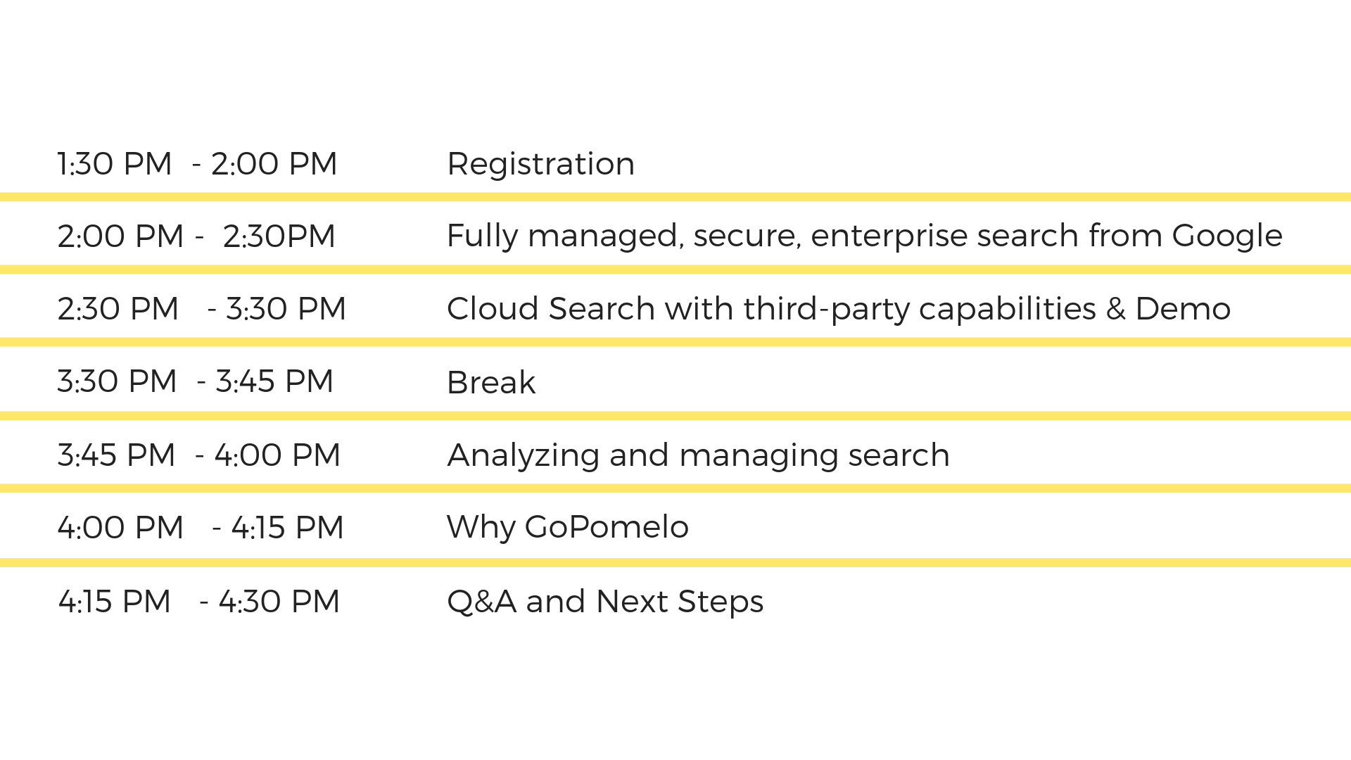 T28-05-19 Cloud Search_ The best of Google Search for your company - agenda (1)