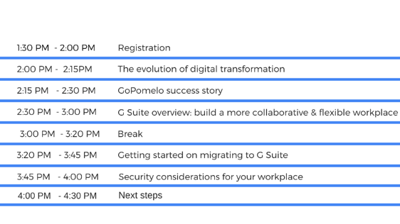 _Empowering collaboration and create more productivity with G Suite