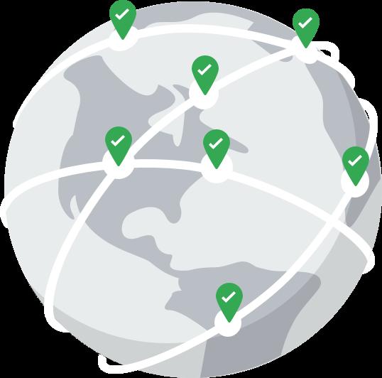 Google Maps Doorstep services