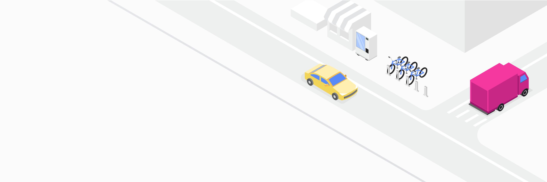 Google Maps Asset tracking