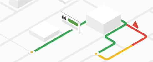 Google Maps Routes