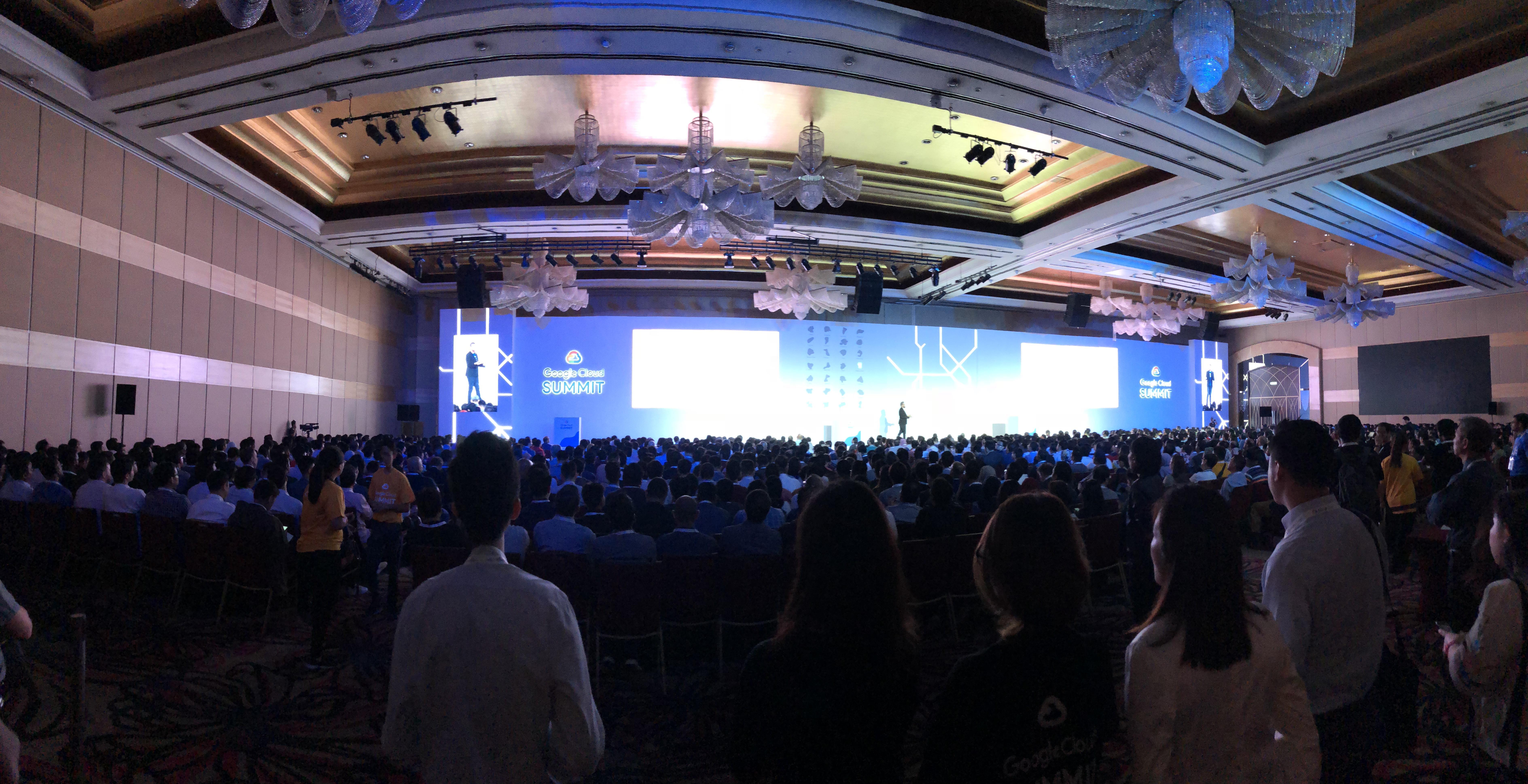 Google Cloud Summit 1