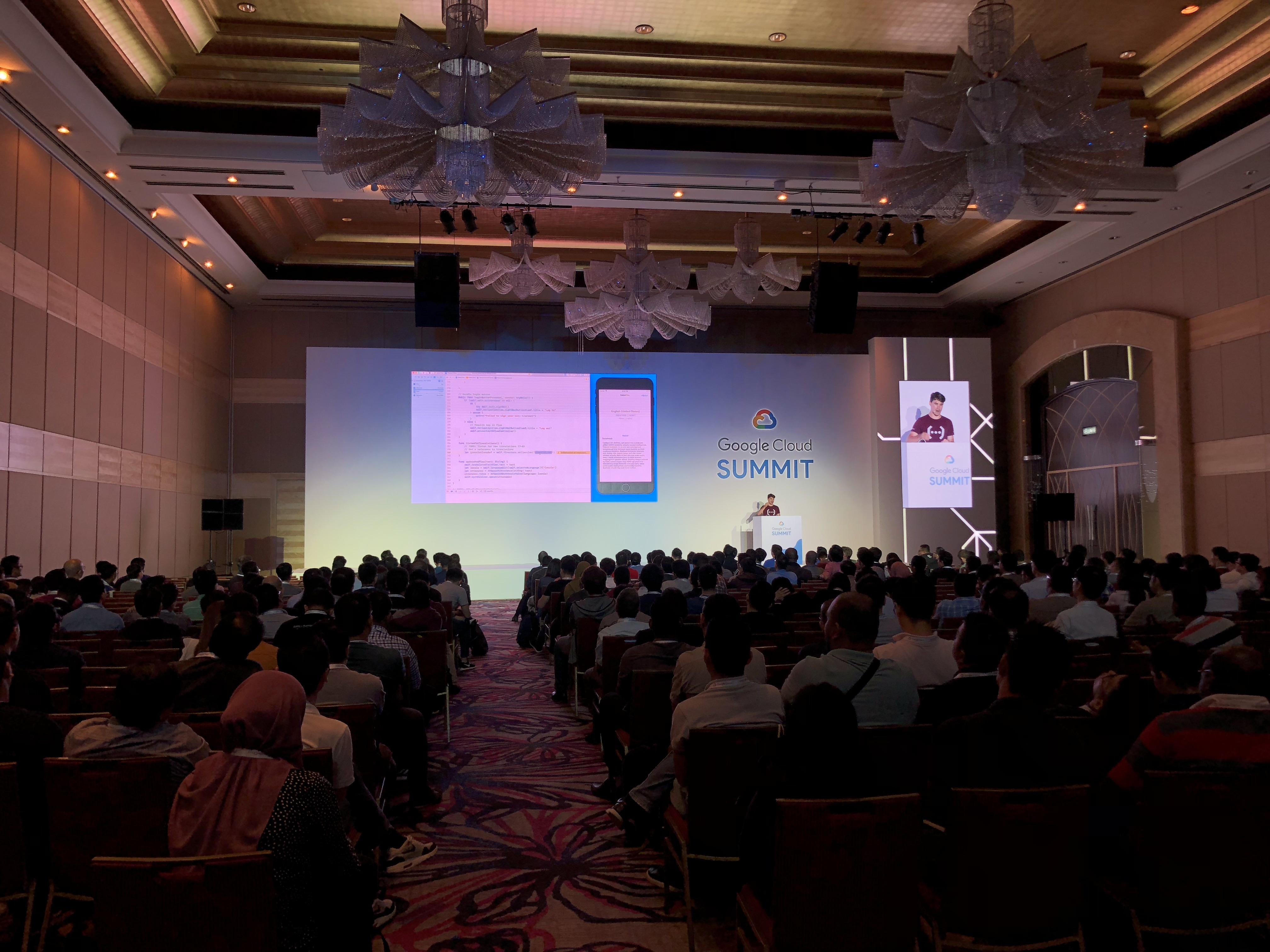 Google Cloud Summit Kuala Lumpur 6